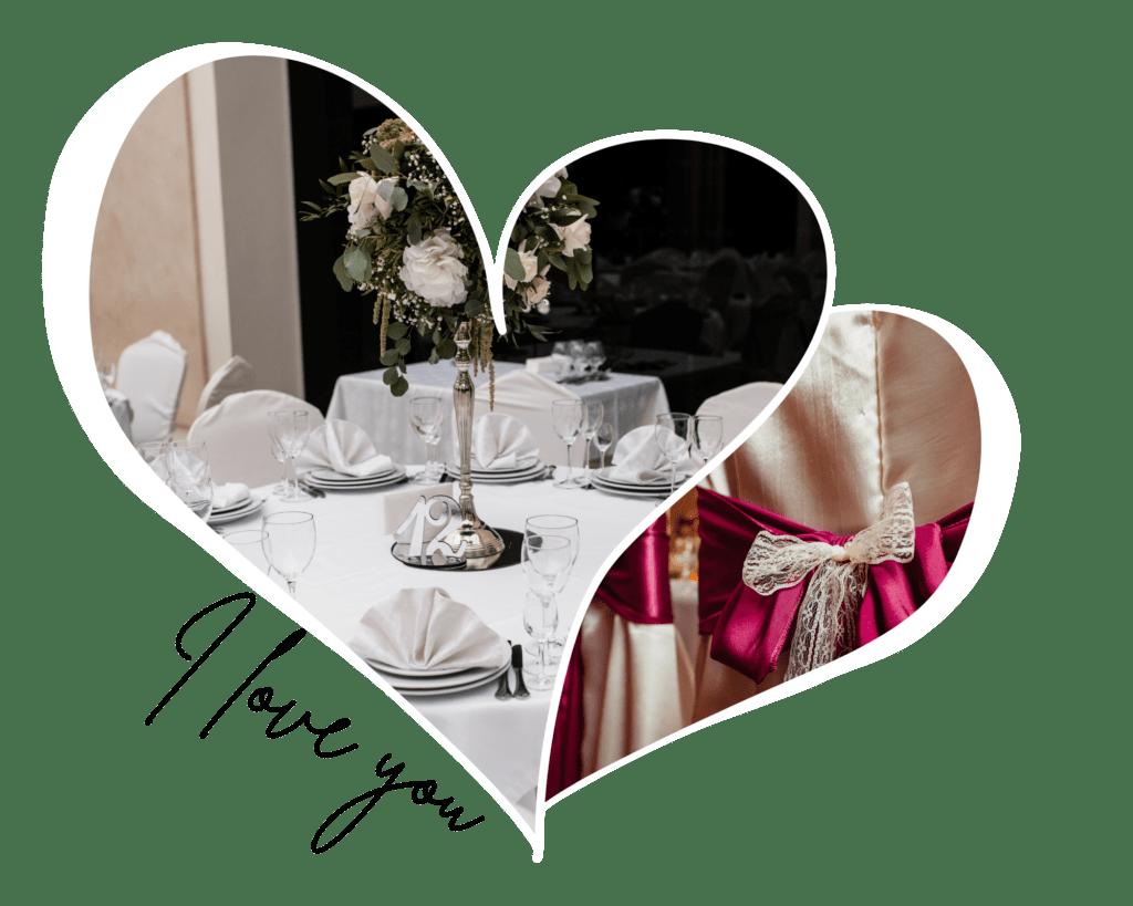 Décoratrice de mariage en Normandie